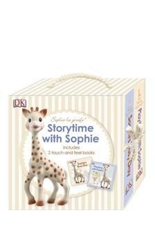 Sophie La Girafe Bedtime Story Book Bundle Gift Set