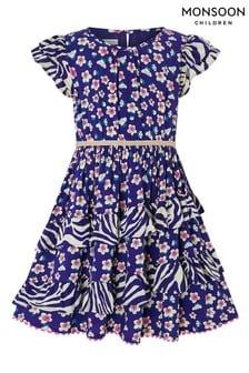 Monsoon Eloise Mix Dress