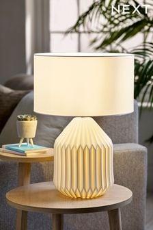 Akira 2 Light Porcelain Table Lamp