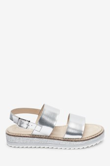 Heatseal Wedge Sandals (Older)