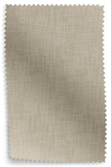 Belgian Soft Twill Mid Silver Upholstery Fabric Sample