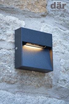 Dar Lighting Yukon Outdoor LED Wall Light