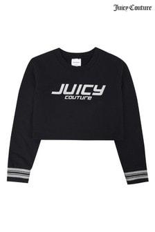 Juicy Couture Metallic Rib Sweatshirt