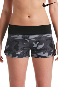 Nike Black Camo Board Shorts
