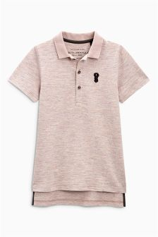 Textured Polo (3-16yrs)