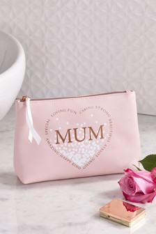 Mother's Day Make Up Bag