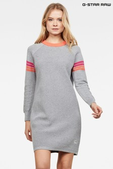G-Star Suzaki Stripe Knit Dress