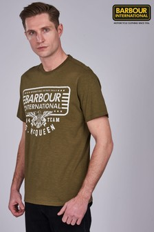 Barbour® International Steve McQueen Eagle T-Shirt
