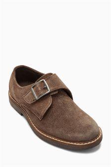 Suede Monk Shoes (Older)