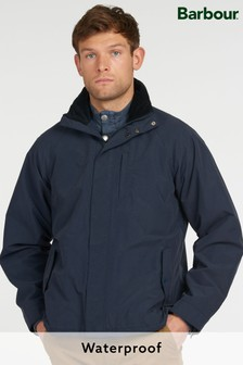 Barbour® Navy Climate Waterproof Jacket