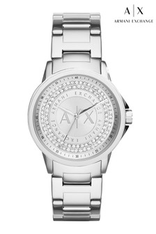 Armarni Exchange Stainless Steel Watch