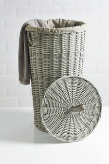 Willow Laundry Bin