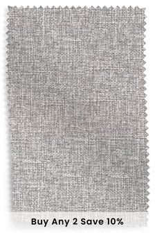 Tweedy Blend Light Silver Fabric By The Roll