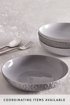 Kendall Set of 4 Pasta Bowls