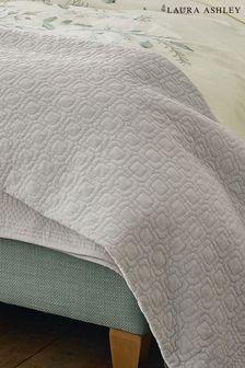 Silver Carrie Bedspread