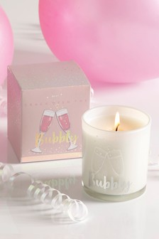 Sherbet Lemon Celebrate Candle