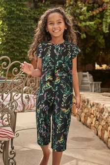 Floral Jumpsuit (3-16yrs)
