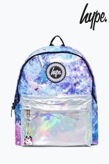 Hype. Unicorn Holo Backpack