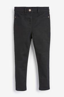高腰窄管緊身褲 (3-16歲)