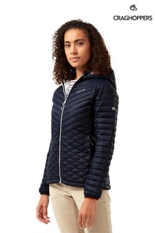 Craghoppers Blue ExpoLite Hood Jacket