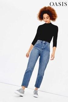 Oasis Monroe Mom Jeans