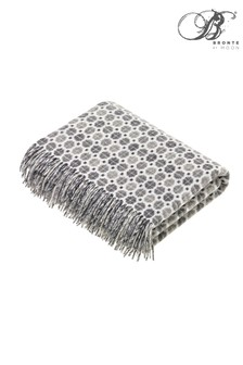 Bronte by Moon Milan Merino Lambswool Throw