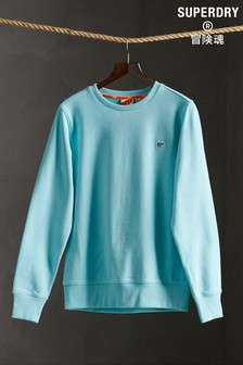 Superdry Collective Loopback Crew Sweatshirt