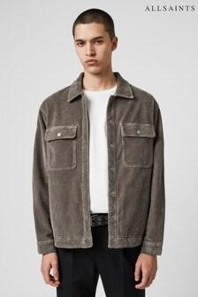 AllSaints Grey Coronet Shirt
