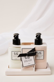 Set of 2 Eau Nude Hand Wash Gift Set