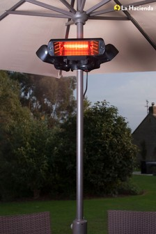 Parasol Electric Heater by La Hacienda