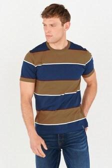 Stripe Rugby T-Shirt