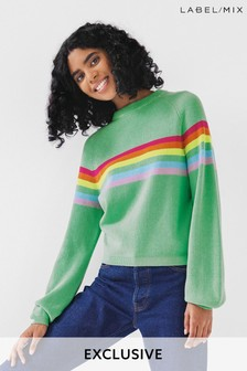 Mix/Madeleine Thompson Stripe Jumper