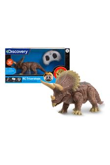 Discovery Toy RC Triceratops