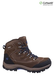 Cotswold Brown Oxerton Waterproof Hiker Boots