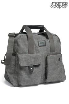 Mamas & Papas Simply Luxe Grey Changing Bag