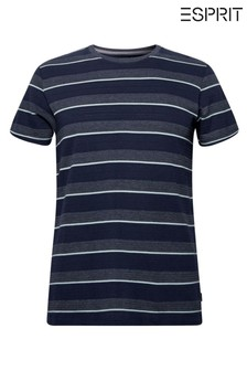 Esprit Navy Stripe T-Shirt