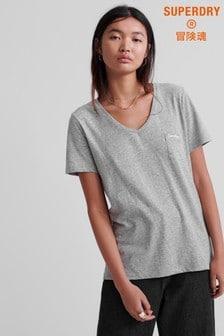 Superdry Essential Vee T-Shirt