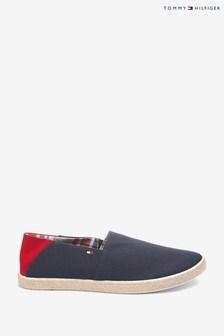 Tommy Hilfiger Blue Easy Summer Slip-On Shoes