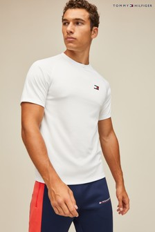 Tommy Sport Back Logo T-Shirt