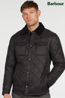 Barbour® Box Quilt Shirt Jacket