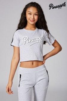 Pineapple Jacquard T-Shirt