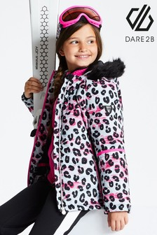 Dare 2b Elusive Waterproof And Breathable Ski Jacket