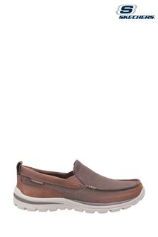 Skechers® Brown Superior Milford Shoes