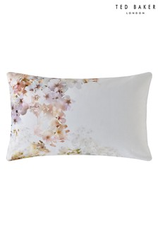 Set of 2 Ted Baker Vanilla Floral Pillowcases