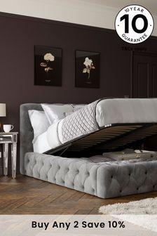 Harper Ottoman Storage Bed