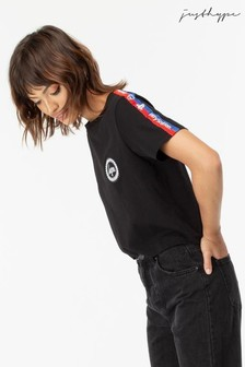 Hype. PlayStation™ Tape Women's Crop T-Shirt