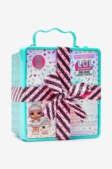 L.O.L. Surprise Deluxe Present Surprise Teal