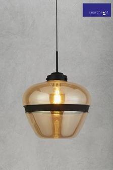 Taylor 1 Light Pendant by Searchlight