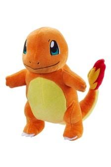 Pokemon 8 Inch Plush Charmander Toy