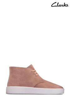 Clarks Rose Suede Hero DBT Boots